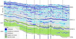 High-fidelity property prediction in the Delaware Basin